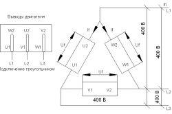 Фото - Як підключити електродвигун трикутником?