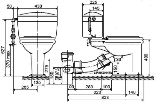 Фото - Як підключити унітаз до каналізації?