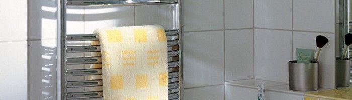 Фото - Вибір між електричним і водяним полотенцесушителем