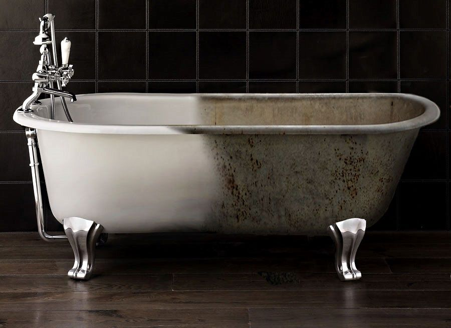 Фото - Як пофарбувати правильно ванну