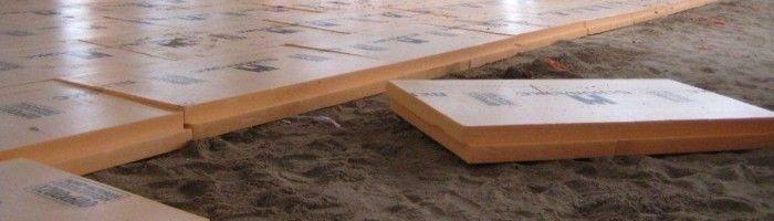 Фото - Як покласти утеплювач на підлогу