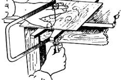 Як користуватися лобзиком
