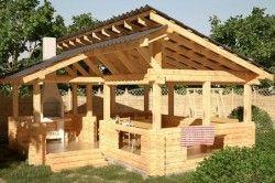 Будівництво з бруса
