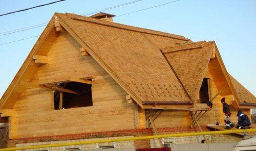 Фото - Як побудувати дах і зробити її покриття надійним?