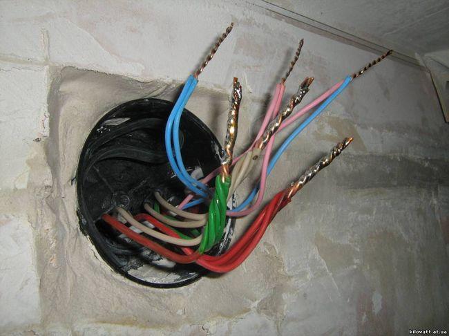 Фото - Як правильно робити з'єднання проводів