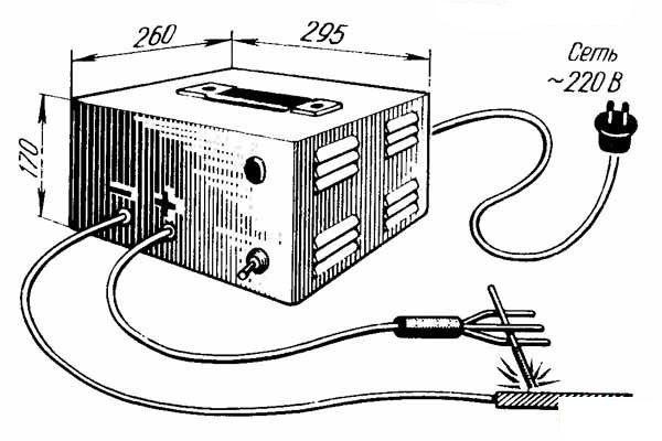 Як правильно і легко відремонтувати інверторний зварювальний апарат?