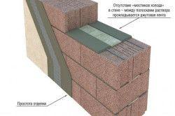 Кладка з керамзитобетонних блоків