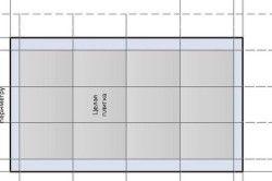 Схема розрахунку плитки для ванної