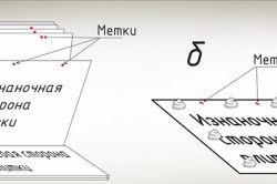 Як правильно клеїти стельову плитку: основний спосіб