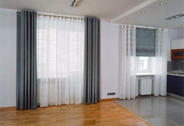 Фото - Як правильно кріпити люверси на штори?