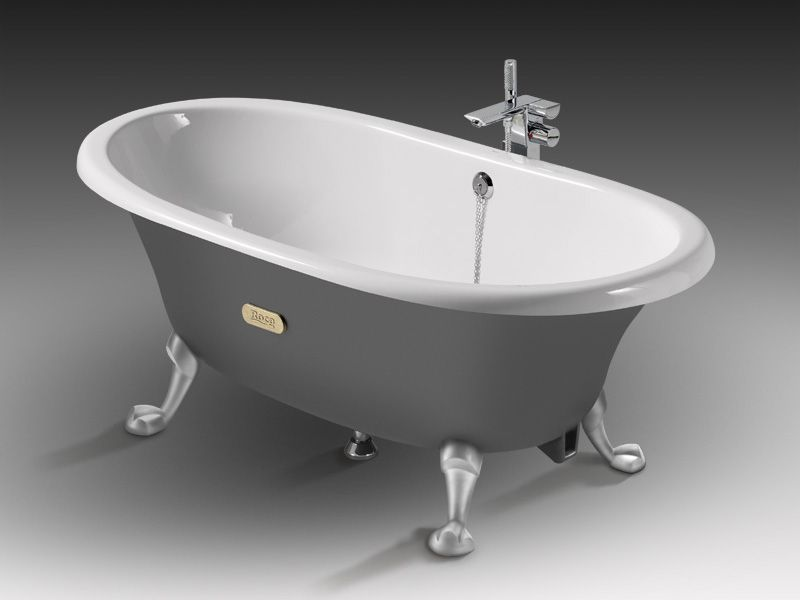 Фото - Акрил, емаль і вкладиш для реставрації ванни