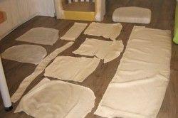 Форма деталей дивана