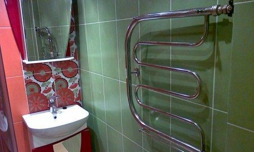 Фото - Як правильно під'єднати новий полотенцесушитель?