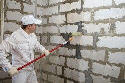 грунтовка стіни