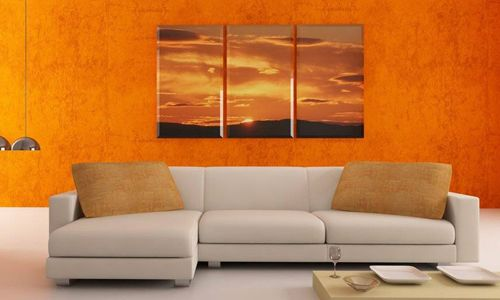 Фото - Як правильно повісити картину на стіну?