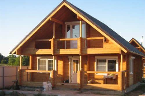 Фото - Як правильно розрахувати висоту двосхилим даху?