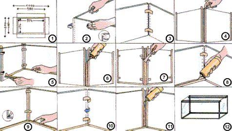Фото - Як правильно силікону душову кабіну?