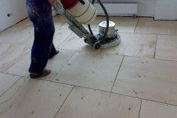 Вирівнювання підлоги під ламінат