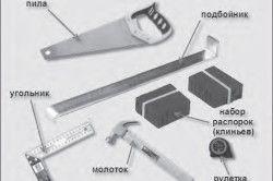 Інструменти для укладання ламінату