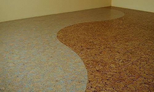 Фото - Як правильно стелити корковий підлогу?
