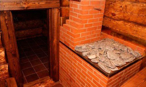 Фото - Як правильно укладати камені в банну піч?