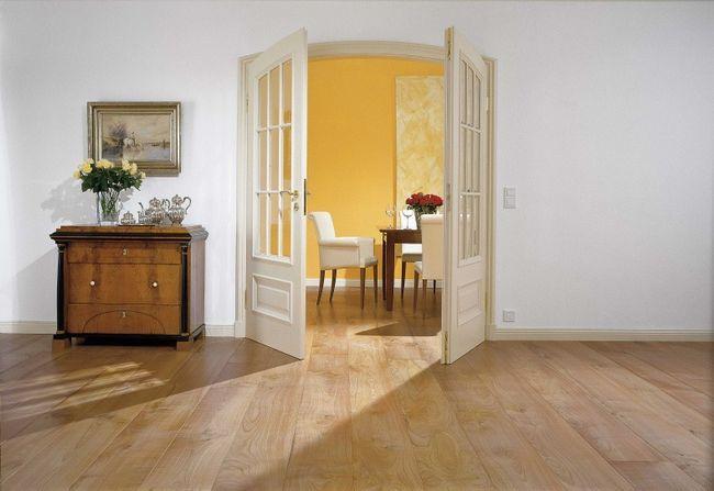 Фото - Як правильно встановити міжкімнатні двостулкові двері