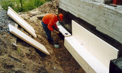 Фото - Як правильно утеплити фундамент будинку