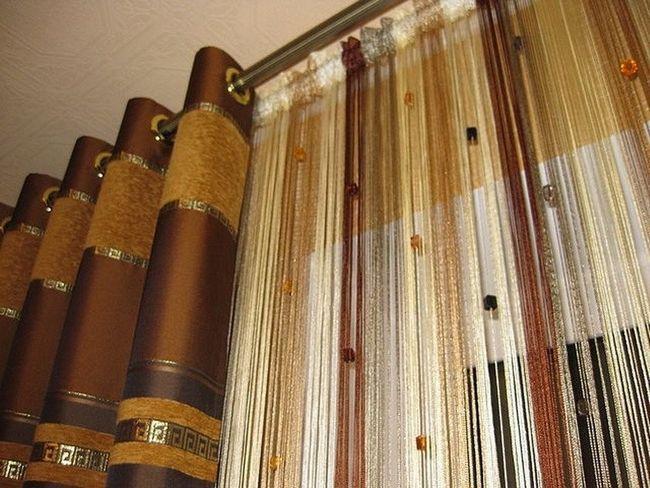 Фото - Як правильно вшити люверси в штори?