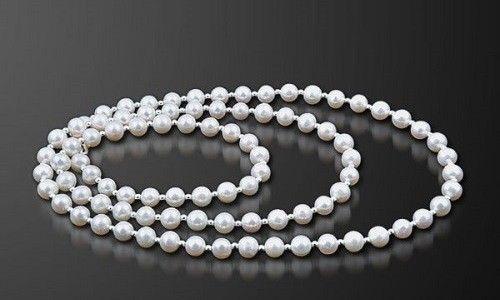 Фото - Як правильно вибирати намисто з перлів