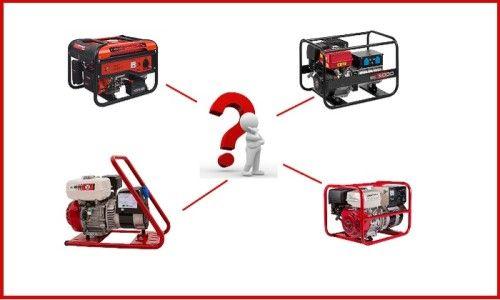 Фото - Як правильно вибрати генератор для дому?