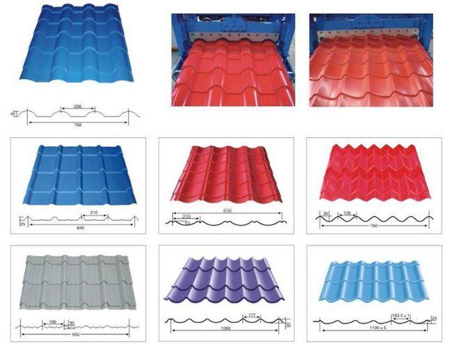 Як правильно вибрати металочерепицю для даху?