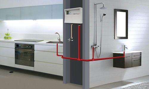 Фото - Як правильно вибрати проточний водонагрівач?