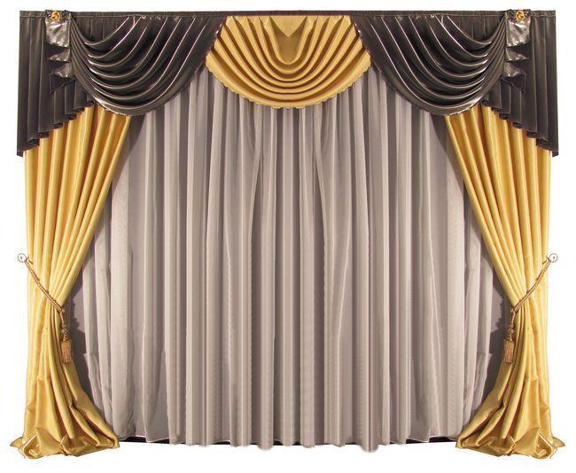Фото - Як правильно вибрати штори для вітальні?