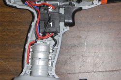 Схема пристрою шуруповерта