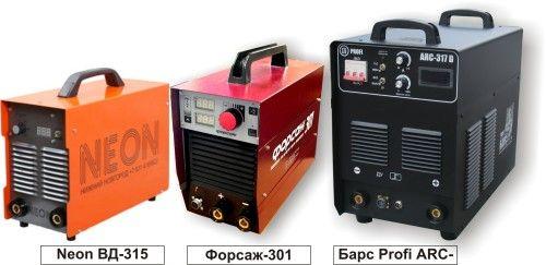 Фото - Як правильно вибрати зварювальні апарати інверторного типу