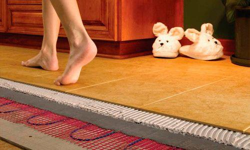 Фото - Як правильно вибрати тепла підлога