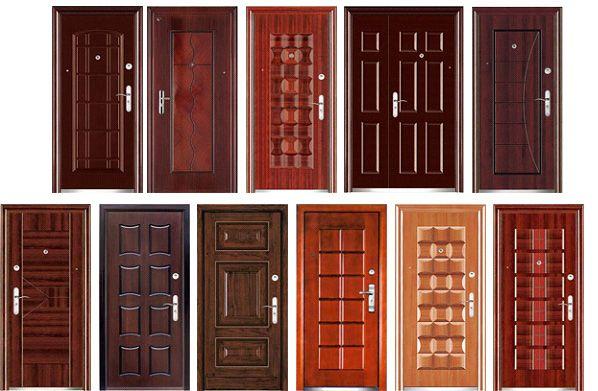 Фото - Як правильно вибрати вхідні залізні двері?