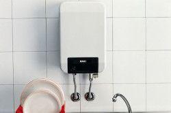 електричний водонагрівач