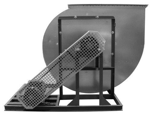 Фото - Як правильно виконати монтаж радіального вентилятора?