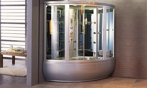 Фото - Як правильно виконати підбір душової кабіни для заміського будинку