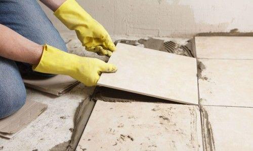 Фото - Як правильно виконується укладання плитки для підлоги?