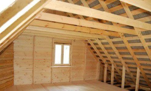 Фото - Як перетворити горище в приміщення житлового типу?
