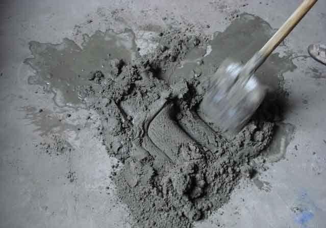 Фото - Як зробити цемент в домашніх умовах