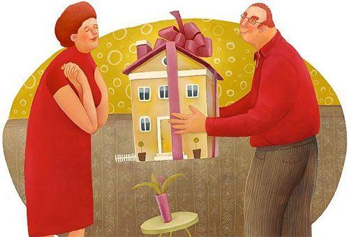 Фото - Як продати квартиру, отриману в дар