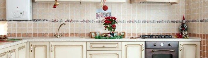 Фото - Як провести обробку кухні керамічною плиткою?