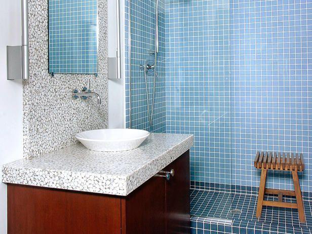 Мозаїка в ванній