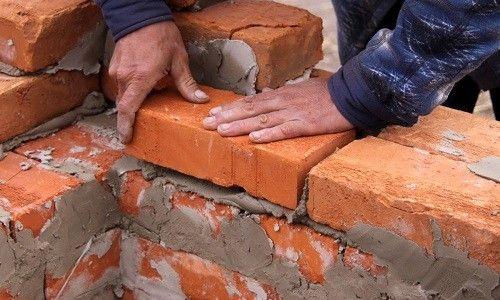 Фото - Як зробити розрахунок цементу на кладку з цегли
