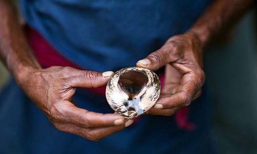 Видобуток дорогоцінного каміння на Шрі-Ланці