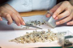 Сортування алмазів