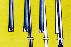 Схема буріння клиновим пристроєм
